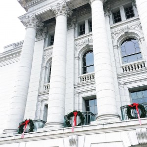 Christmas at the Capitol madison madisonwi discoverwi visitmadison christmas bandbtraveldiary