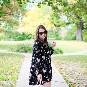 This is my third fall floral dress this month httpliketkit2prNqhellip
