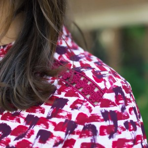 The floral eyelet detail on this katespadeny dress is everythinghellip
