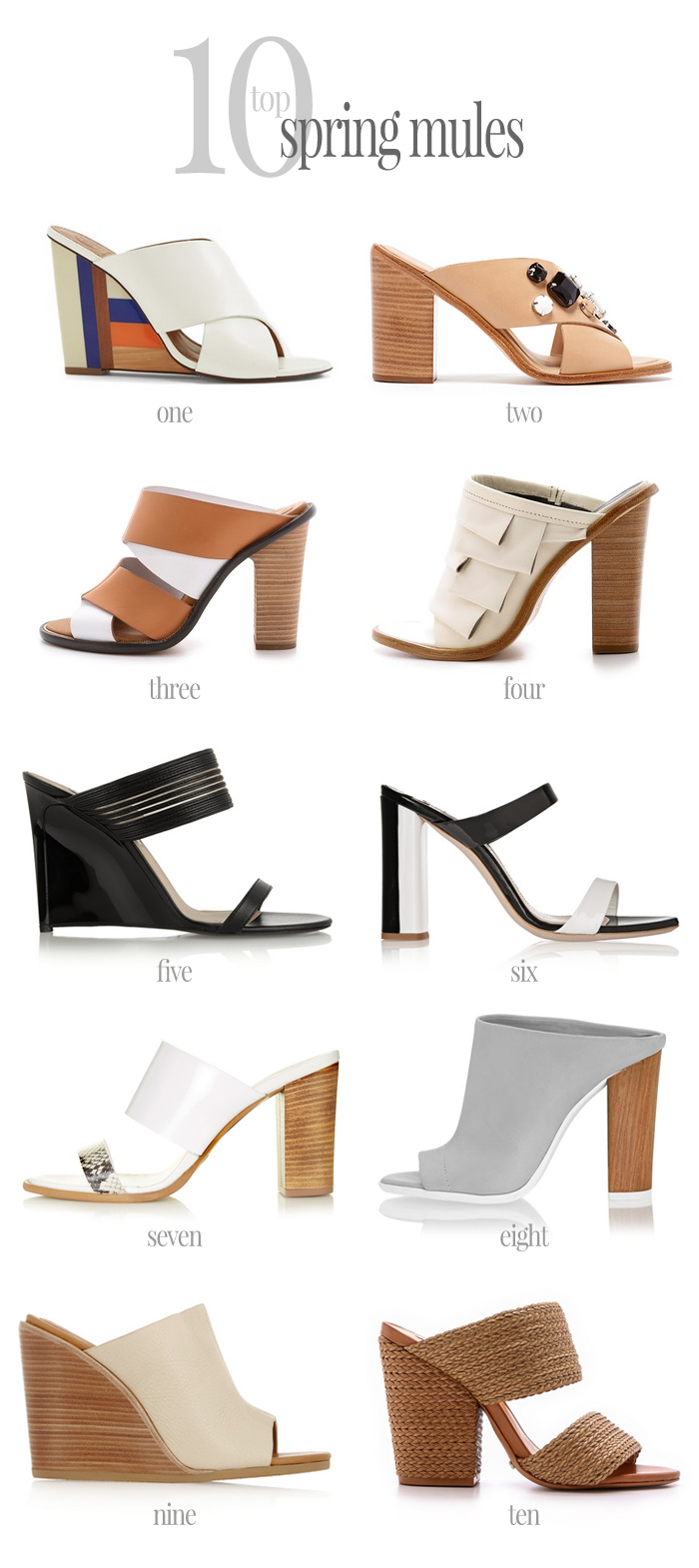 Top-10-Spring-Mules-2015