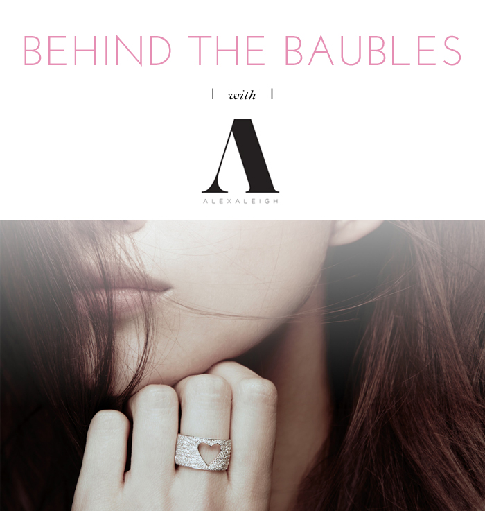 Behind the Baubles: Alexa Leigh