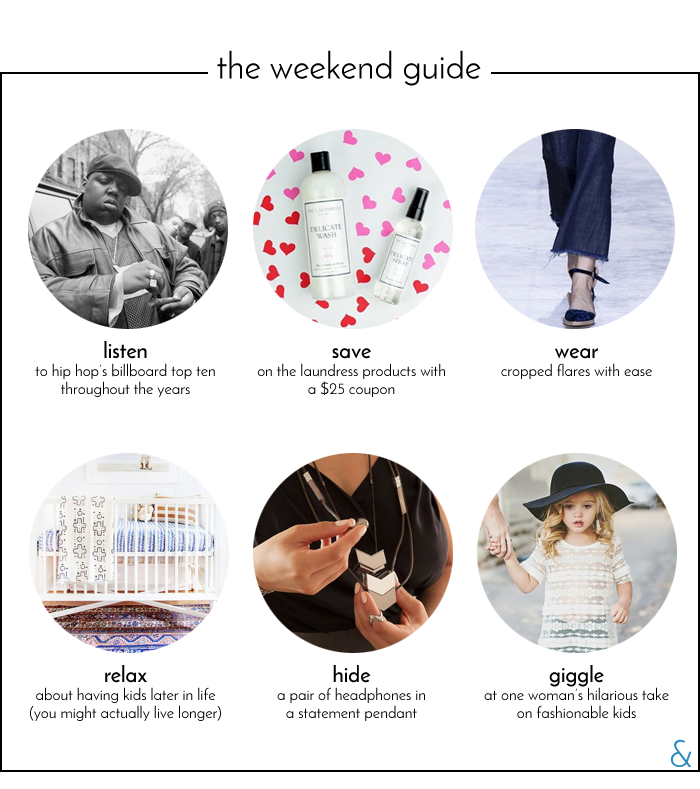 The Weekend Guide 02.05.16