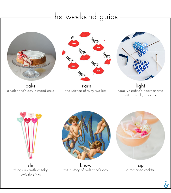 The Weekend Guide 02.12.16