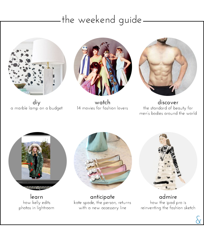 The Weekend Guide 02.19.16