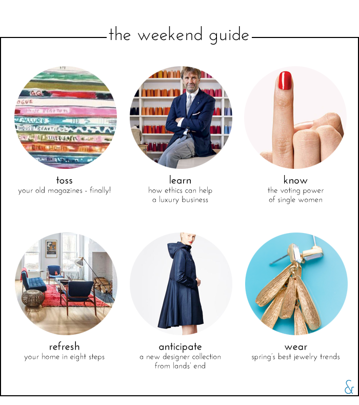 The Weekend Guide 02.26.16
