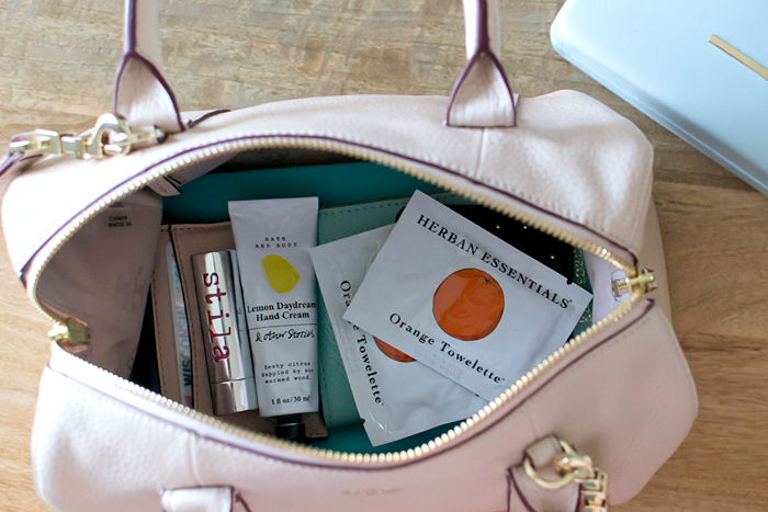 Inside My Bag: Packing for Europe