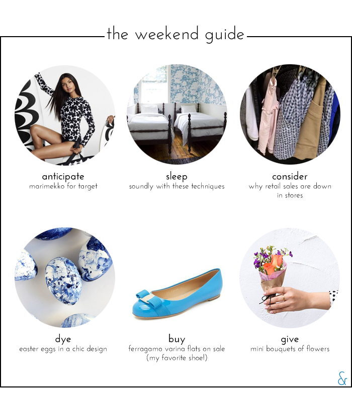 The Weekend Guide 03.04.16
