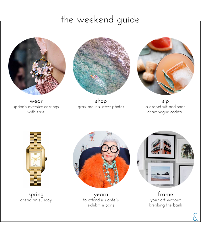 The Weekend Guide 03.11.16