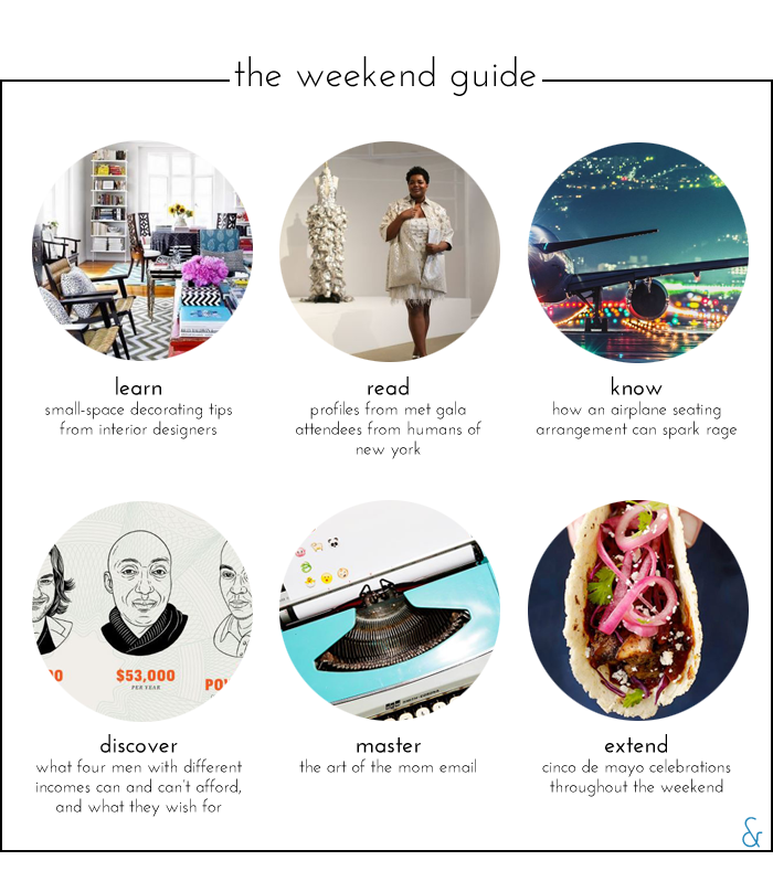 The Weekend Guide 05.06.16