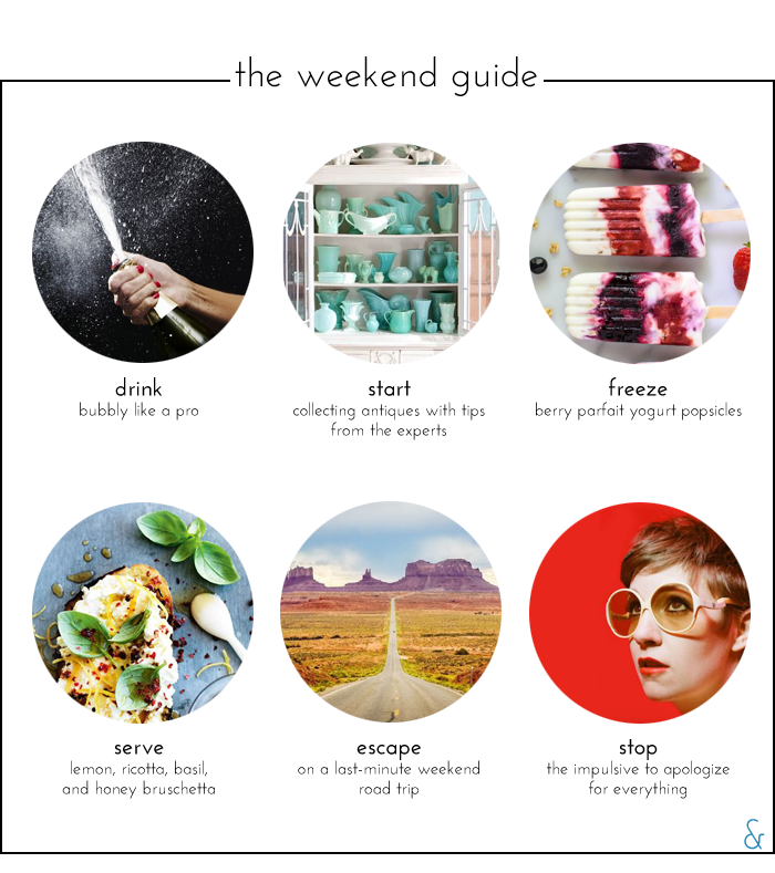 The Weekend Guide 05.27.16