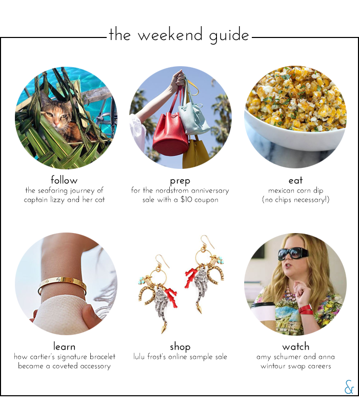 The Weekend Guide 06.17.16