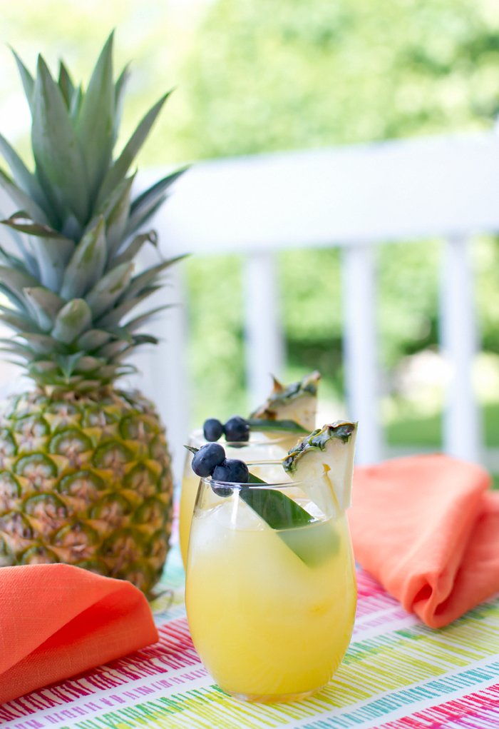 Cocktail Hour: Pineapple Punch