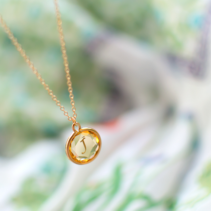Giveaway: WinPersonalized Jewelry from LovePendants