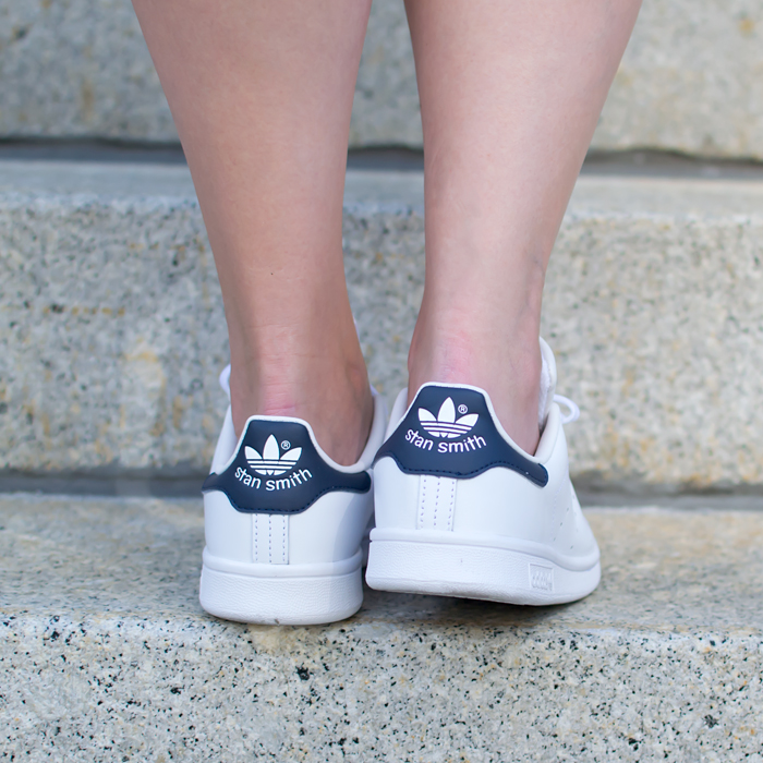 Adidas Stan Smith Dark Blue