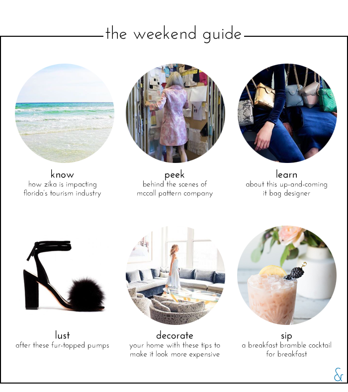 The Weekend Guide 08.05.16