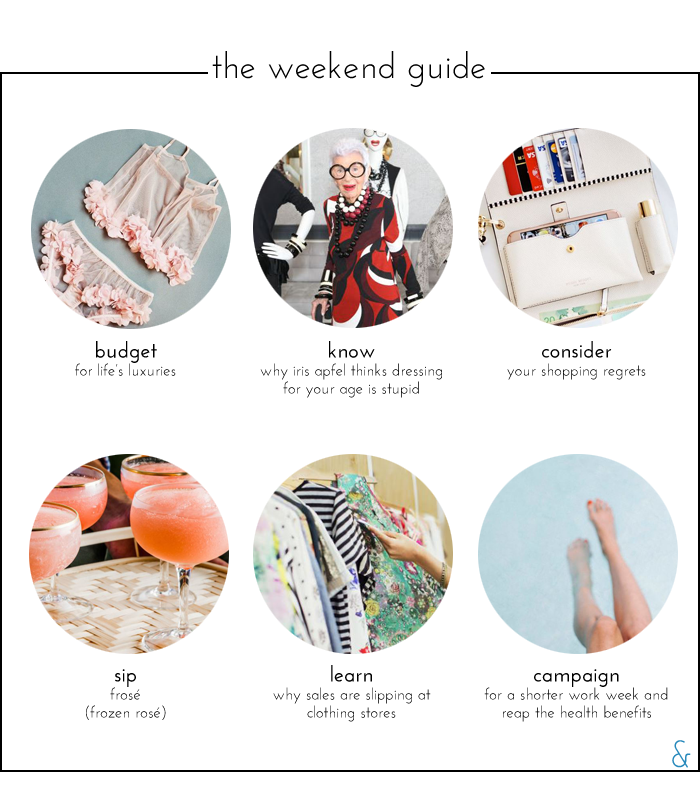 The Weekend Guide 09.03.16