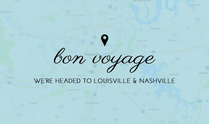 Bon Voyage Louisville & Nashville
