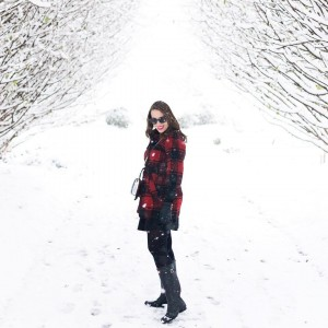 It finally snowed!  httpliketkit2pMj8 liketoknowit liketkit