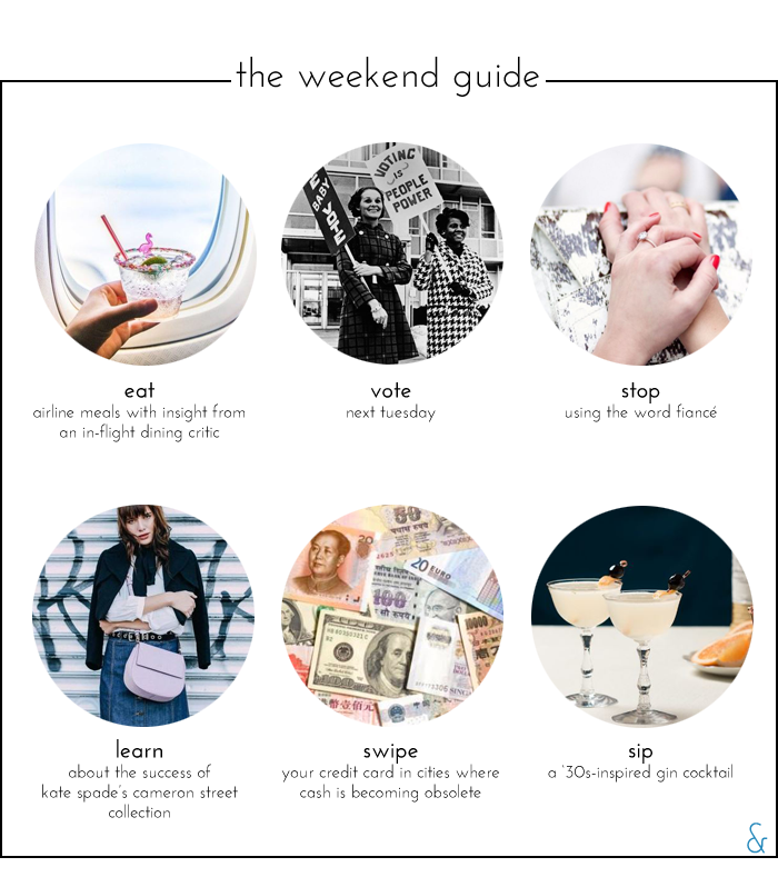 The Weekend Guide 11.04.16