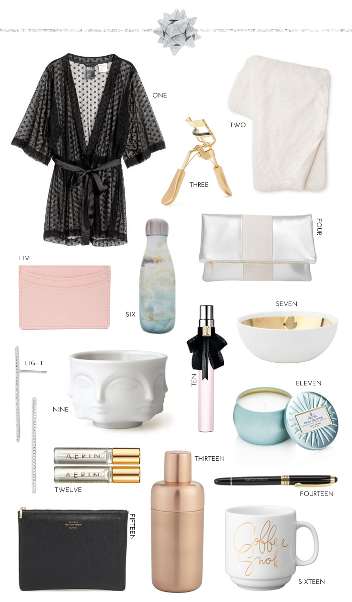 Holiday Gift Guide: Little Luxuries Under $30
