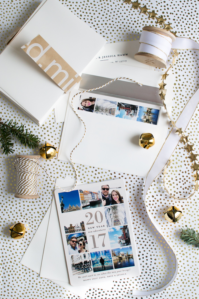 Minted Holiday Card Review