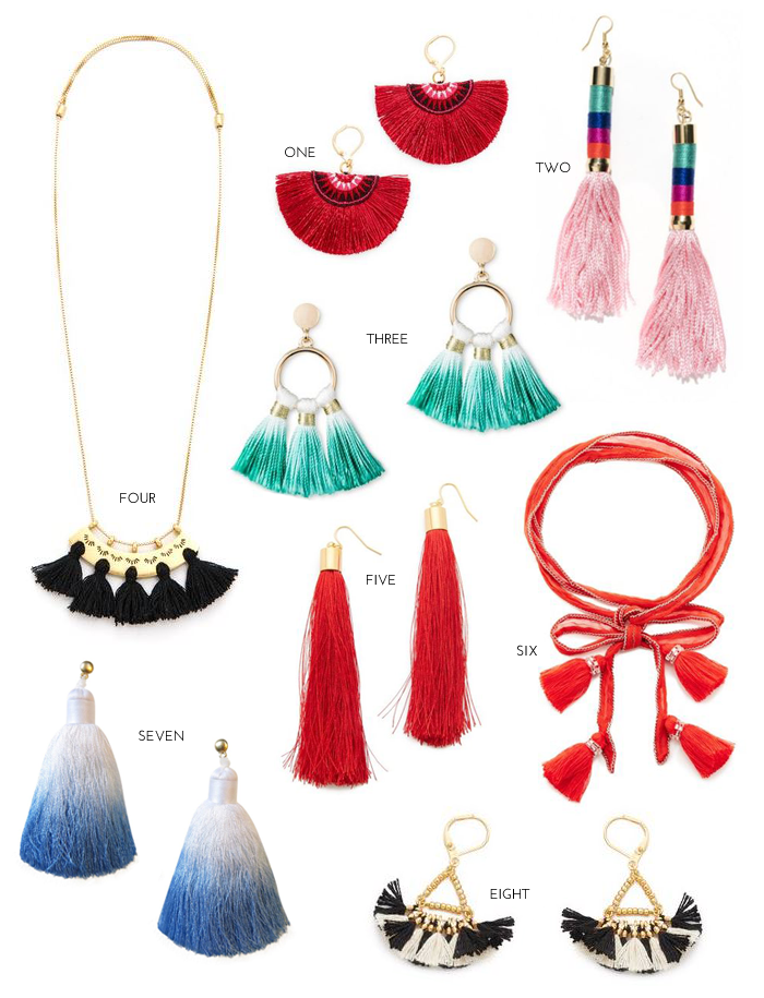 Baubles on a Budget: Fringe Under $100
