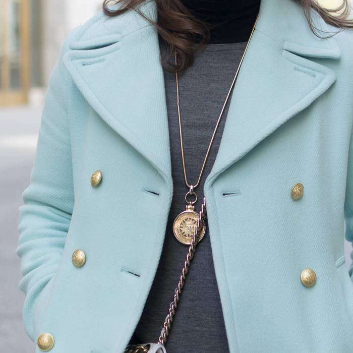 J.Crew Majesty Peacoat :: Bedknobs & Baubles