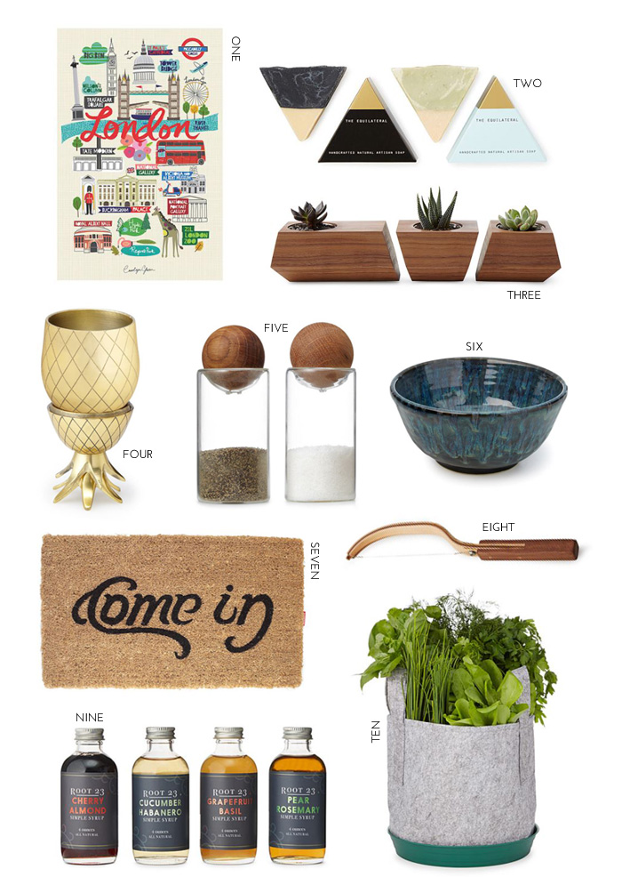UncommonGoods Housewarming Gifts
