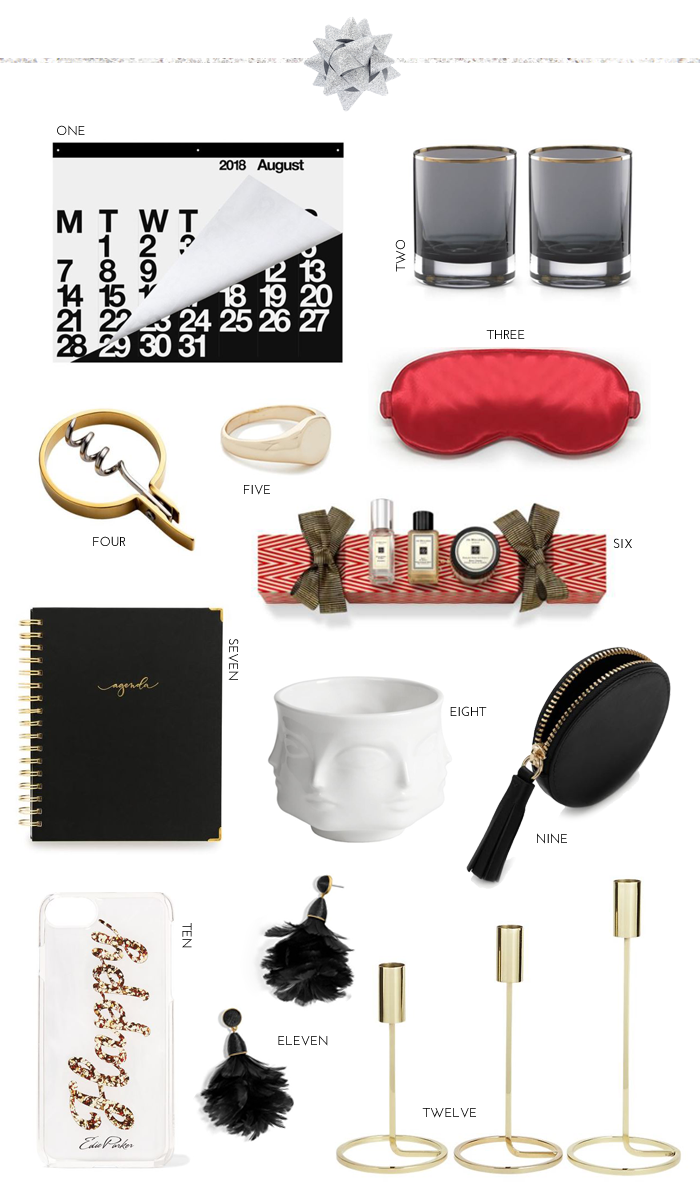 Holiday Gift Guide: Luxe Gifts Under $50