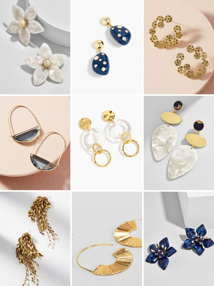 Baubles on a Budget: Earrings Under $50