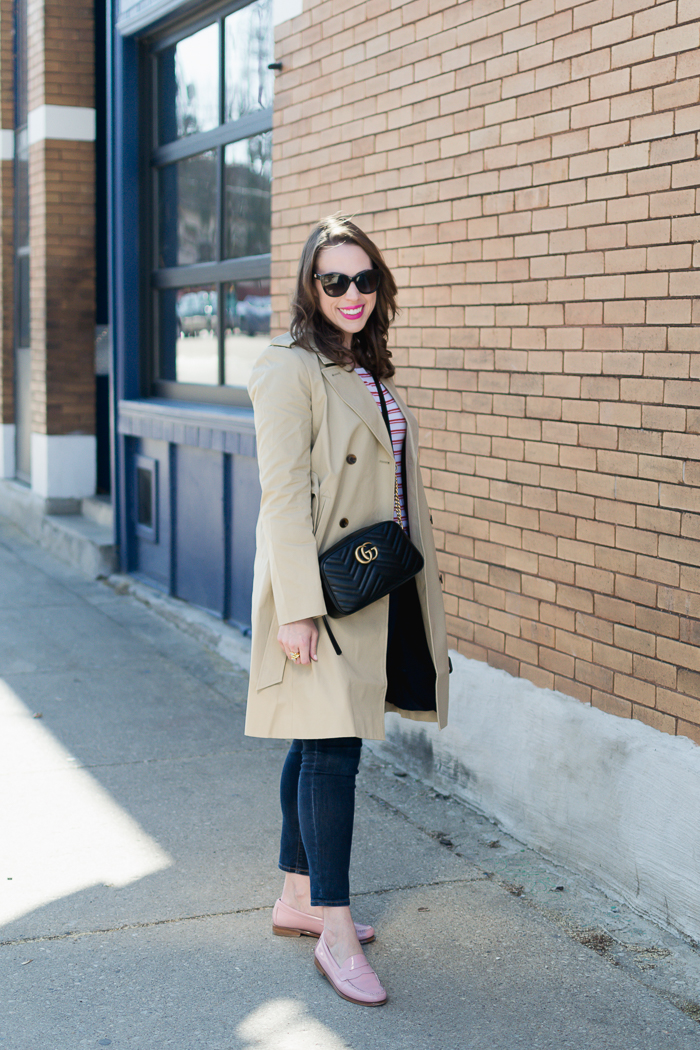J.Crew new Icon trench coat
