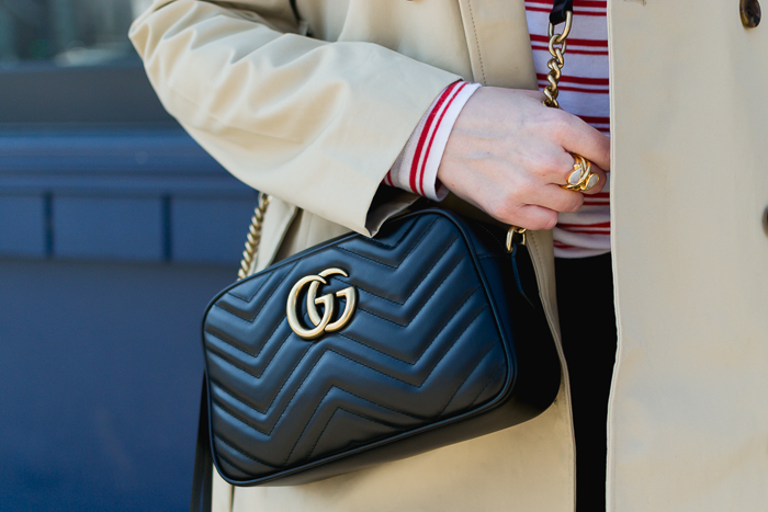 Gucci Small Marmont Ba