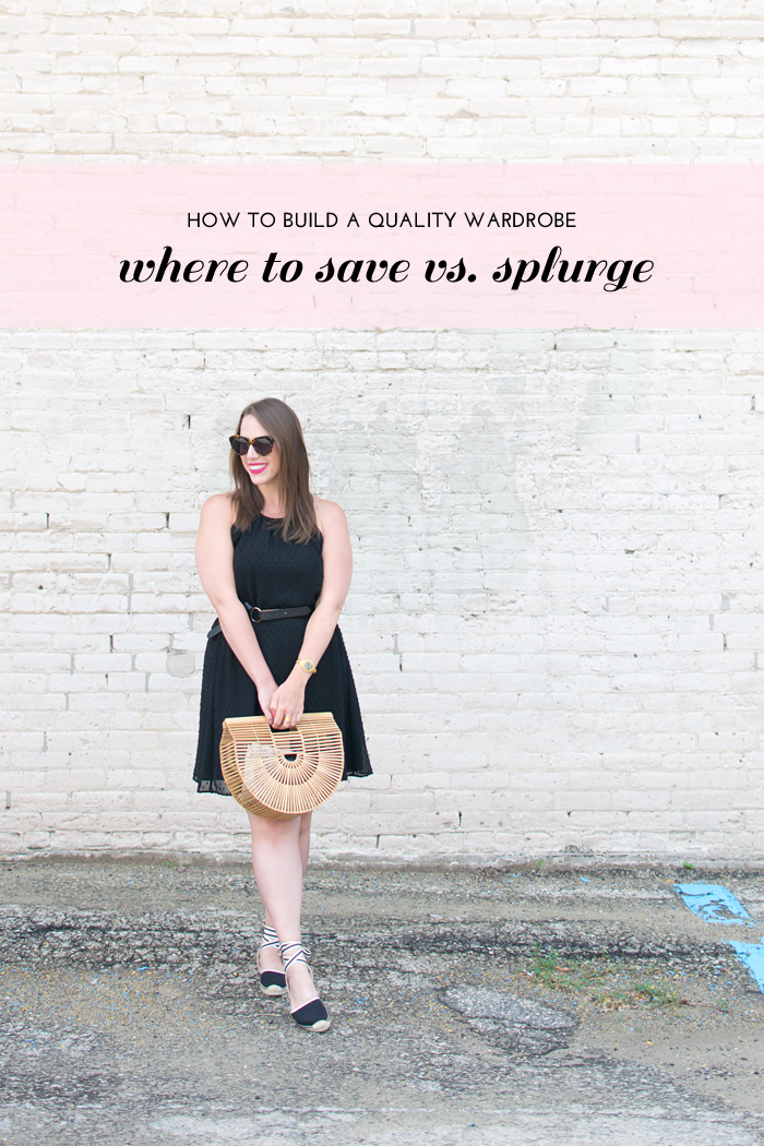 Save vs. Splurge: How to Build a Quality Wardrobe on a Budget
