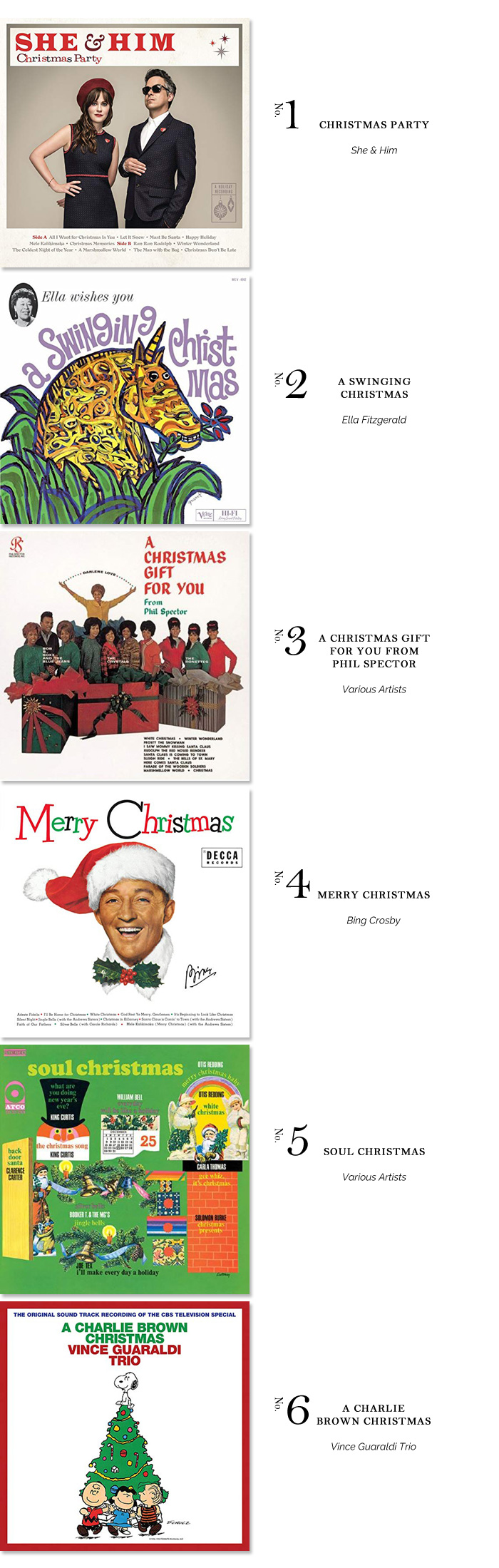 The Best Christmas Records on Vinyl